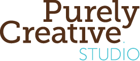 Logo Purely Creative Studio